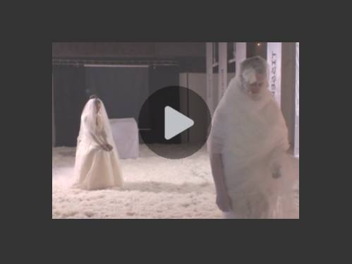 Vierge mariée