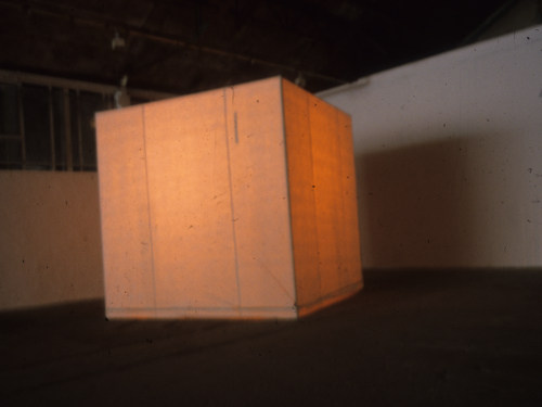 Cube - Claire Journer
